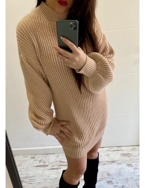 vestido algodón sport