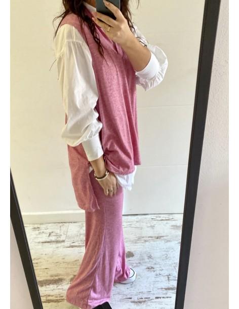 Kimono Long estampado