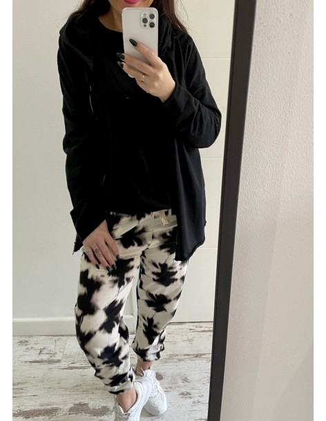 Pantalon LEOPARDO alto new