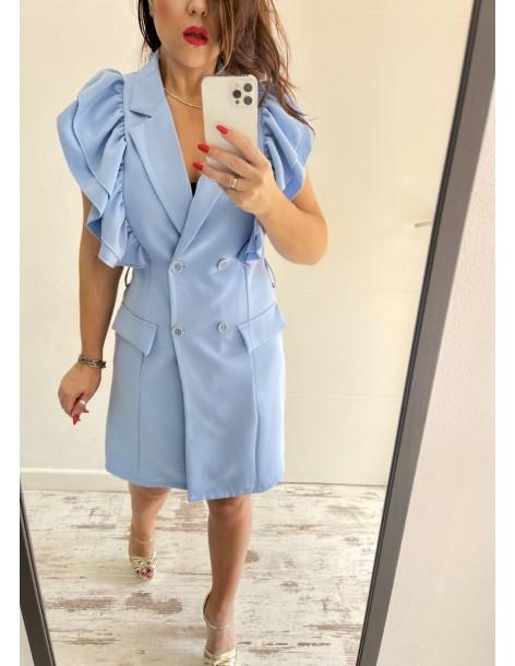 Vestido ARCILLA Maxi