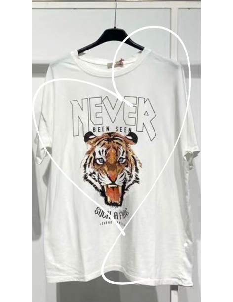 Camiseta malas Manga corta